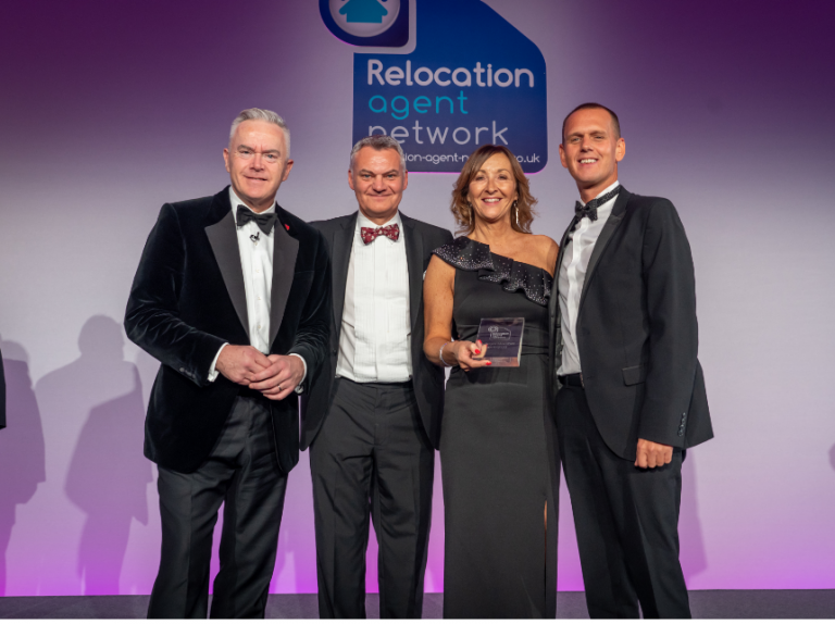 Webbers Named a Relocation Agent Network Platinum Member
